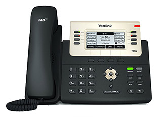 The Ooma Yealink T27G IP Phone