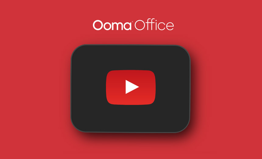 Ooma Office mobility features video