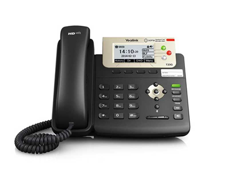 Yealink T23 IP phone