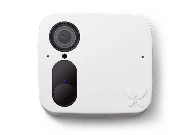 Smaller home security cam by Ooma.