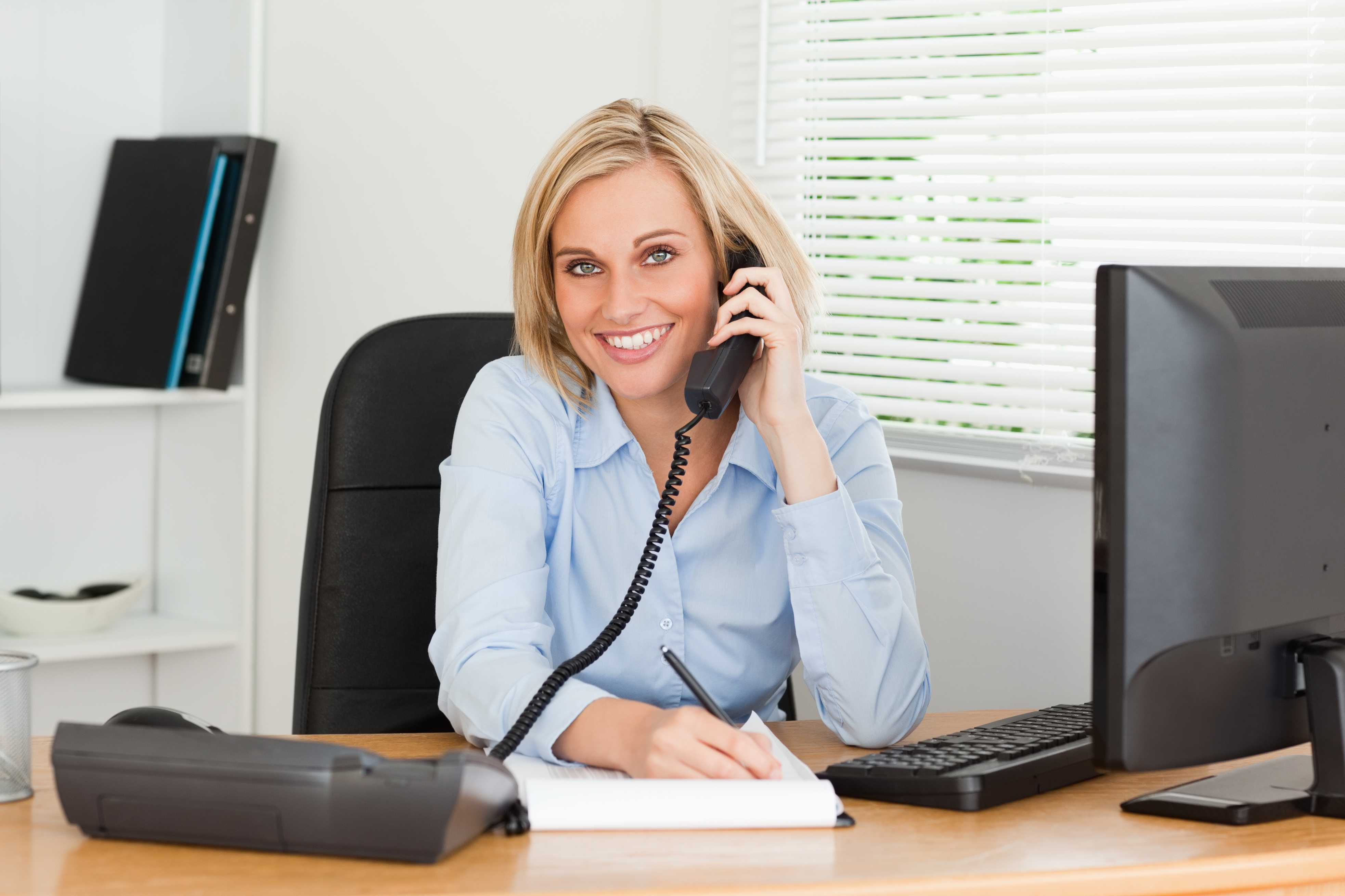 Business phone systems for professional services.