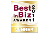 Best in Biz Awards - 2011