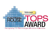 Electronic House TOPS Award