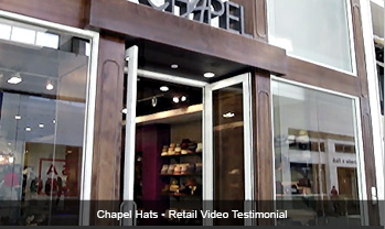 Ooma Office Small Business Testimonial from Chapel Hats