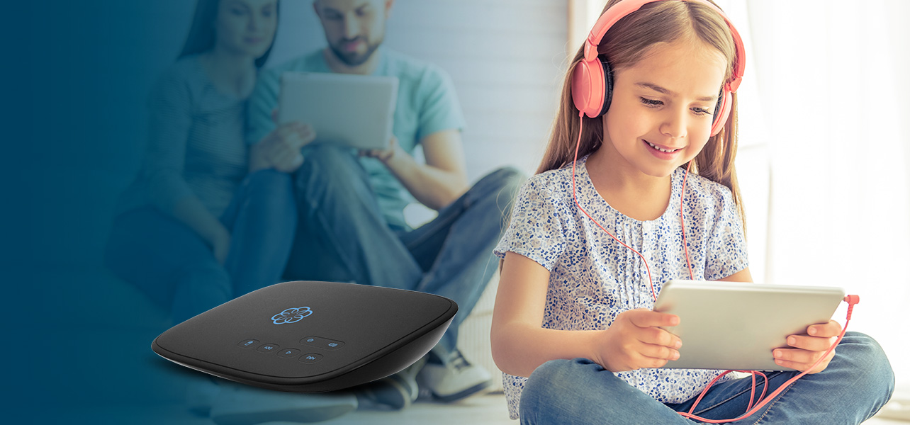 Ooma is king when it comes to Internet home phone service.
